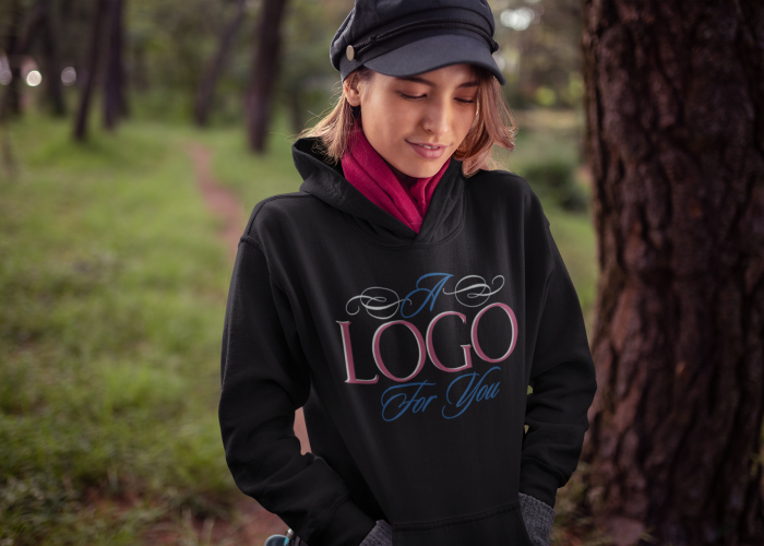 mockup-of-a-beautiful-young-woman-wearing-a-hoodie-and-a-trendy-kepi-hat-23273